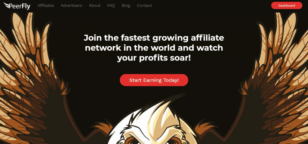 PeerFly Affiliate Program for beginners