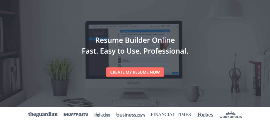 Resume Builder Online Your Resume Ready in 5 Minutes