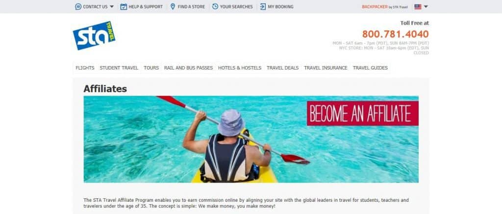 The Best Travel Affiliate Programs to Earn Big in 2019